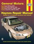 Repair Manual Haynes 38010