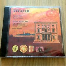 Vivaldi – Operatic Music / The Four Seasons (CD 1989) NEW/SEALED Fiori Musicali