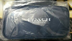 Coach Fragrance Toiletry Pouch - Brand New