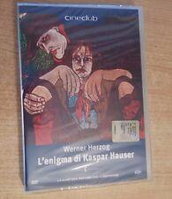 DVD WERNER HERZOG L'ENIGMA DI KASPAR HAUSER CINECLUB 14 THE REAL_DEAL SHOP