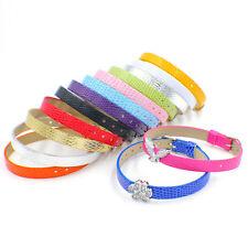10pcs Sz:220/8mm DIY Accessorie sanke Wristband Bracelet fit slide charms