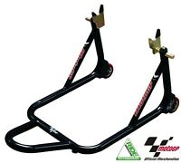 MOTORCYCLE PREMIUM REAR PADDOCK STAND OFFICIALLY LICENSED MOTOGP PRODUCT