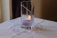 Confettis transparents pour le mariage, non personnalisés
