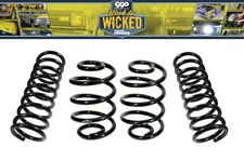 """63-72 CHEVY TRUCK 3"""" FRONT AND 5"""" REAR LOWERING DROP COIL SPRING SET"""