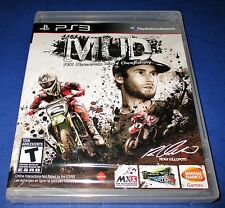 MUD: FIM Motocross World Championship Sony PlayStation 3 *New! *Free Shipping!