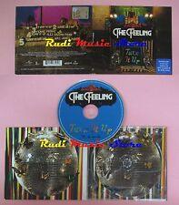 CD THE FEELING Turn it up 2008 DIGIPACK UNIVERSAL 1777562 lp mc dvd