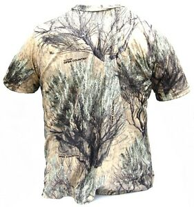 Cabela's Men's Quick Dry Moisture Wicking Open Country Scent Hunting Tee Shirts