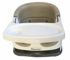 Ingenuity Baby Base 2-in-1 Seat - Booster Feeding Seat - Color: Cashmere New!