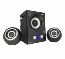 Zebronics Micro Drum 2.1  (Black) speaker for Laptop PC Mobile phone