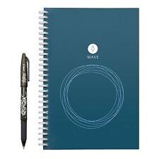"Rocketbook Wave Smart Notebook Executive Size 6"" x 8.8"" + Pilot FriXion Pen"