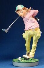 Profisti-GIOCATORI DI GOLF golfersclub-personaggio scultura 20613r