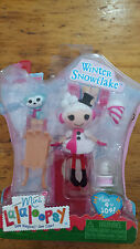 Lalaloopsy Mini Winter Snowflake Doll 4+