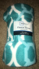 Fleece Throw Blanket 50 X 60