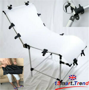 PRO.Studio 60x130cm Still Life Product Photo Shooting Table Support Display SET