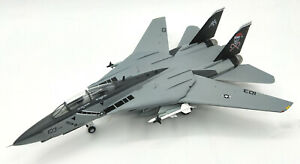 1/72 Scale US Navy F-14D VF-103 Christmas Cat Aircraft Finished Plastic Model