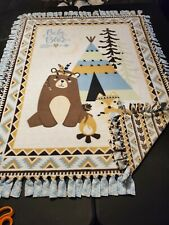 Double Sided Fleece Blanket