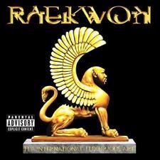 Raekwon - Fly. International. Luxurious. Art. (NEW CD)