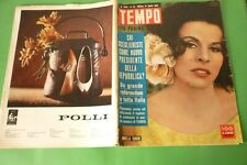 Loisirs 1962 Neuf Vanoni + Dalida + Luigi Patte + Sofia Loren L'Oscar +