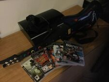 Sony PlayStation 3 Ps3 80GB Fat  + 1 Joypad + 6 giochi + chitarra guitar hero