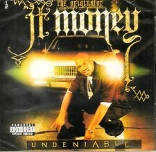 Undeniable [PA] * by J.T. Money (CD, Oct-2005, Crunk...
