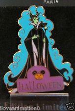 Disney DLRP Halloween Maleficent Pin