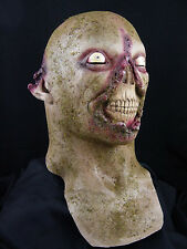 Dug Up Halloween Horror Latex Mask Prop, NEW