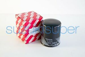 Genuine 90915-30002 Oil Filter fits Toyota Coaster Hiace Hilux Landcruiser Prado