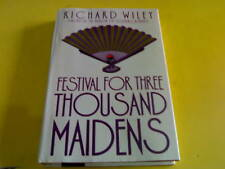 RICHARD WILEY: FESTIVAL FOR THE 3000 MAIDENS (HB) *TIN*