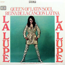 SALSA rare FANIA remastered CD W/BOOKLET La Lupe LA REINA DE LA CANCION LATINA