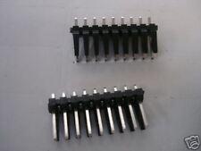 26-48-1095 (x2) verticale FRIZIONE blocco di intestazione