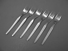 Austria / Austrian Stainless Flatware Dinner Forks Pattern Unknown FREE SHIPPING