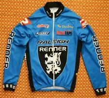 Raleigh Renner, long sleeve Cycling Shirt, Size Medium, Ritchey