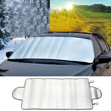 Smart Windshield Protect Cover UV Protection Snow Ice Frost Sun Shade Shield  .