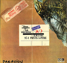 "LOULOU BOISLAVILLE ""GRAND MAIGRE GRAND"" LP CELINI 10032"