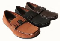 NEW *FERRO ALD* MENS LOAFERS DRIVING MOCCASIN COMFORT SLIP ON FLATS CASUAL SHOES