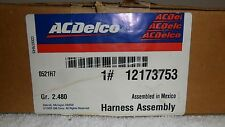 Oxygen Sensor Wiring Harness ACDelco GM Original Equipment 12173753