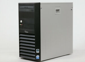 FUJITSU SIEMENS ESPRIMO P2520 INTEL CORE DUO 2.53GHZ/2GB/250GB /WINDOWS 10 PRO