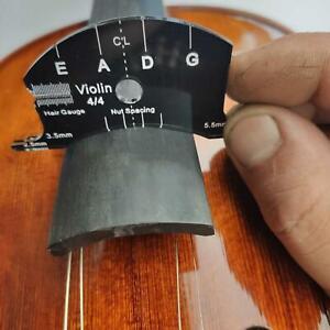 1/2 3/4 4/4 violon Pont Moule Modèle De Réparation Outil pour Alto Violon