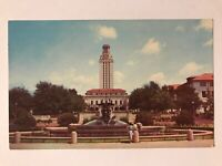 Main Building of the University of Texas, Austin TX Postcard