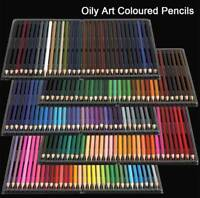 160X Art Drawing Colored colour Pencils Set Artist Painting Adult Kids Coloring