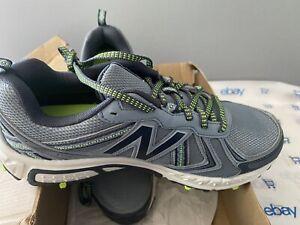 New Balance 410 Trail Running (WT410LT5) Shoes, Women's Size 9 1/2 W Gray Green