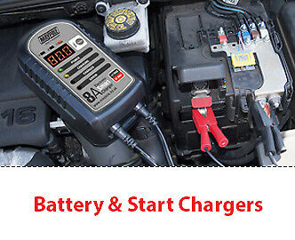 Battery Start Chargers