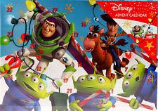 Disney Toy Story Christmas Toy & Stationery Treats Gift Advent Calendar