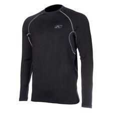 Klim Aggressor 2.0 Base Layer Shirt Black Mens Size S 3198-001-120-000