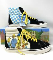 VANS SIMPSON SK8-HI 1987-2020 Black Men's  Sneakers VN0A4BV617E