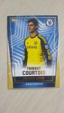 Topps Premier Club 2014-2015 Chelsea Football Club Thibaut Courtois Future Star