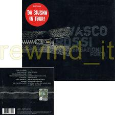 """VASCO ROSSI """"SENSAZIONI FORTI"""" RARO CD 2007 DIGIPACK ADESIVO TOUR - SIGILLATO"""