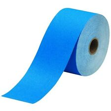 "3M Stikit 2-3/4"" Blue Abrasive Sheet Rolls 80 Grade 20yd Roll 36217"