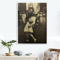 1pcs Retro Poster Kraft Paper Antique Bar Room Wall Decor Nostalgic Playbill