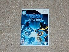 Tron: Evolution - Battle Grids Nintendo Wii Brand New Factory Sealed